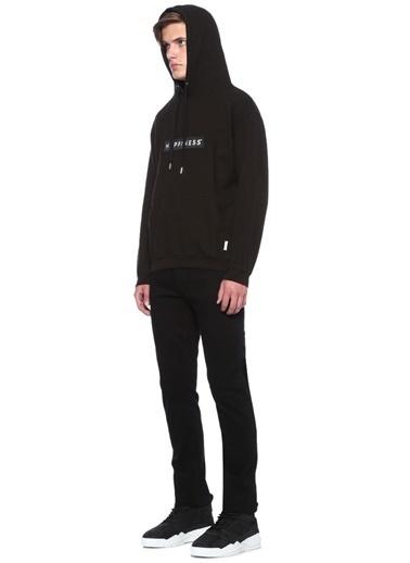 Happiness Sweatshirt Siyah